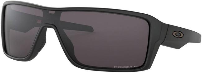 Oakley Ridgeline Matte Black Sunglasses with Prizm Grey Polarized Lenses OO9419-1027 888392403780