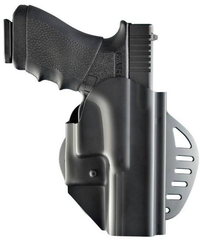 Hogue GLOCK 17, 18, 22, 31, 37, 47 Black Right Hand ARS Stage 1 Carry Holster