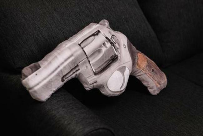 Caliber Gourmet Revolver Pillow