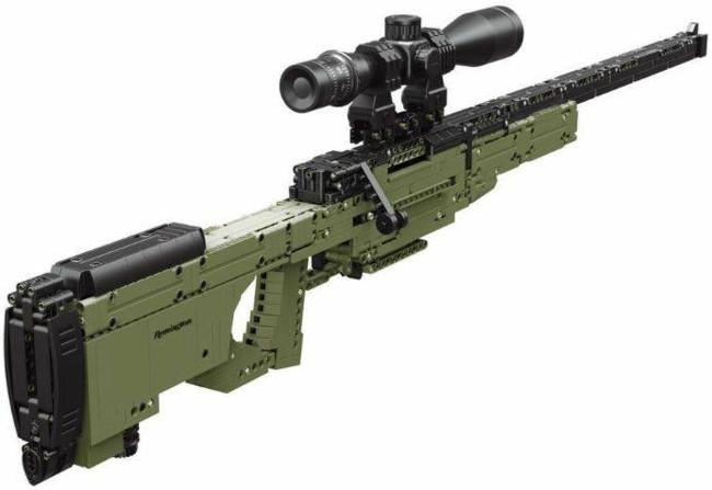 Remington Building Blocks Sniper Rifle