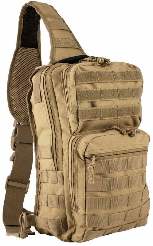 Red Rock Outdoor Gear Large Rover Sling Pack Coyote