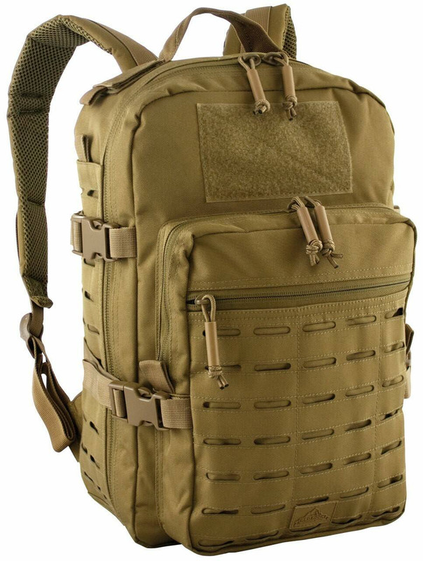 Red Rock Outdoor Gear Transporter Day Pack Coyote