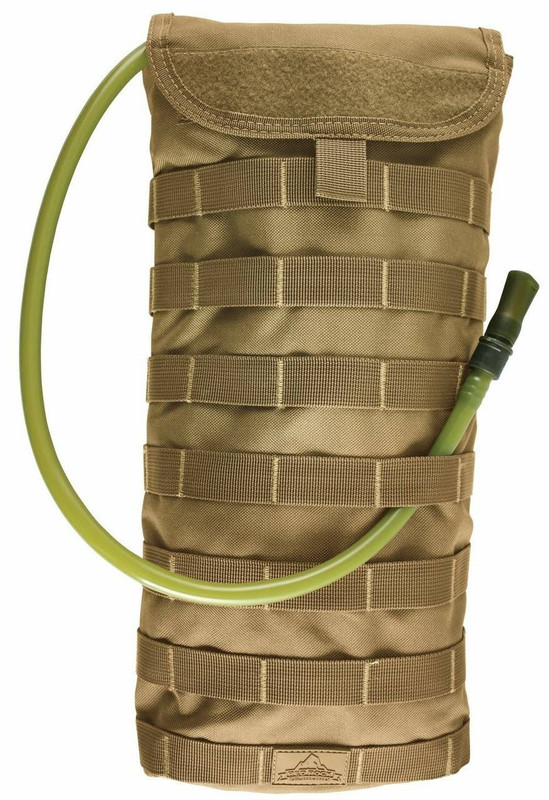 Red Rock Outdoor Gear MOLLE Hydration Pack Coyote