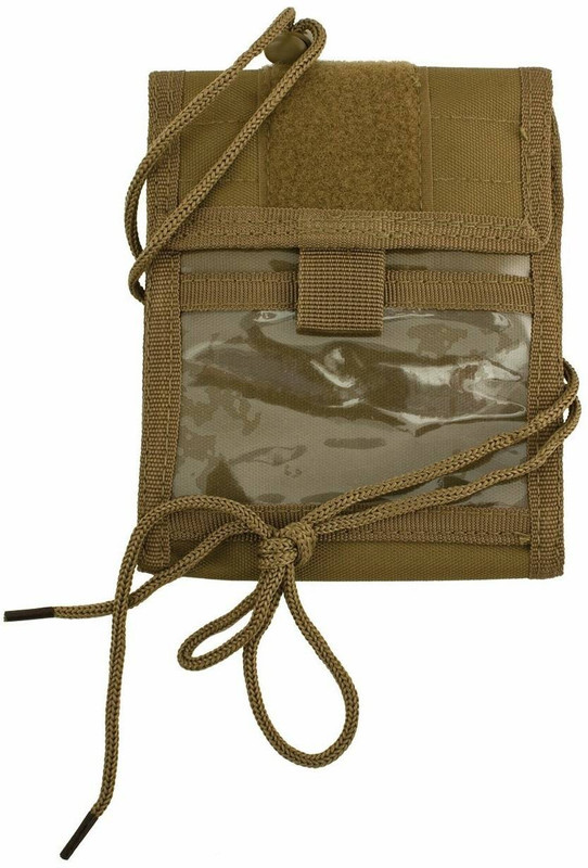 Red Rock Outdoor Gear MOLLE I.D. Lanyard Coyote