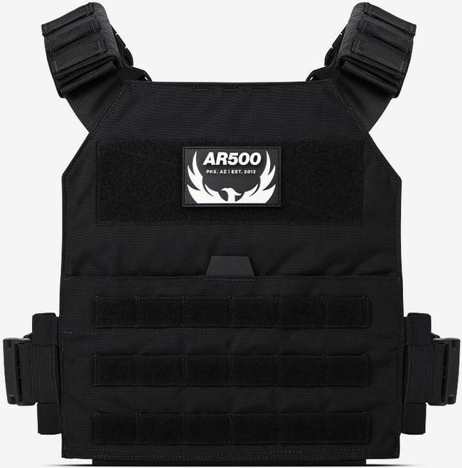 AR500 Armor Veritas Lite Modular Plate Carrier - Black