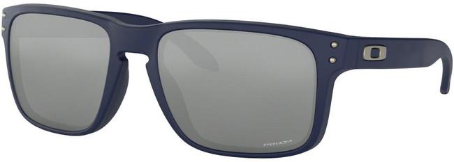 Oakley SI Holbrook Matte Navy Sunglasses with Prizm Black Lenses