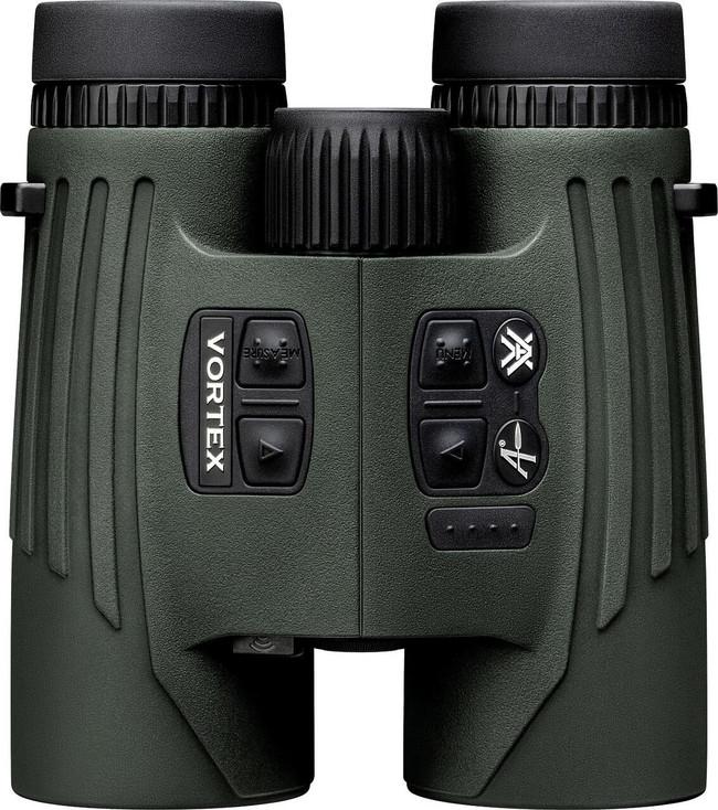 Vortex 10x42 Fury HD 5000 AB Laser Rangefinder Binocular Top Profile