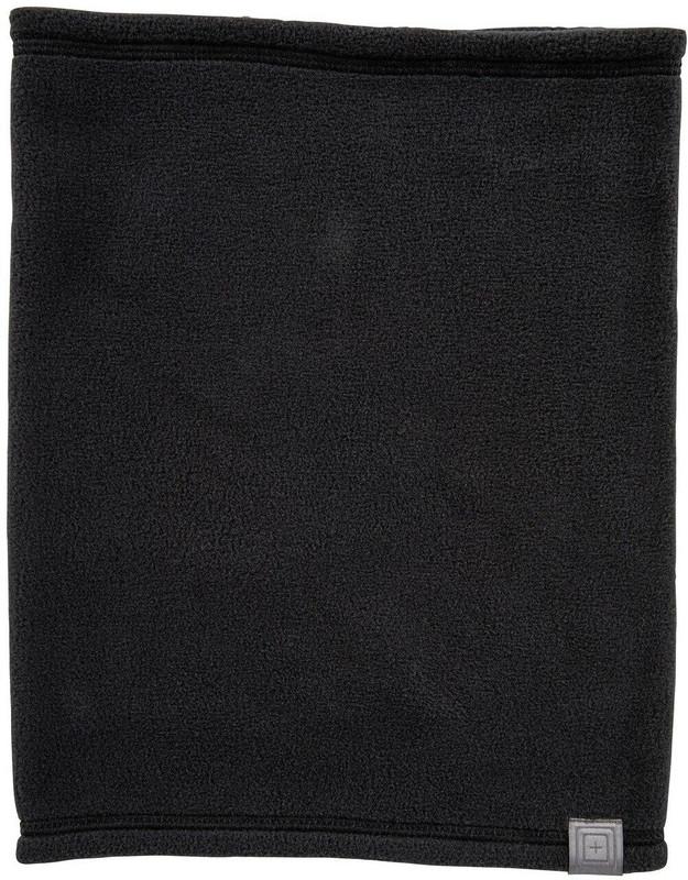 5.11 Tactical Fleece Neck Gaiter - Black