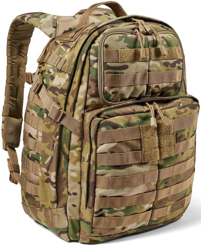 5.11 Tactical RUSH 24 2.0 Multicam Backpack