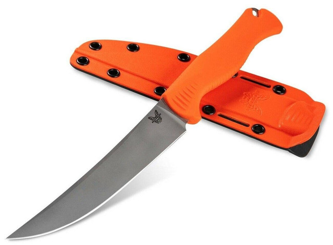 Benchmade 15500 Meatcrafter Fixed Blade Knife feature