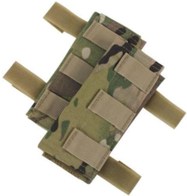 Condor Scorpion OCP ITAR/EAR Plate Carrier Shoulder Pad - 221143-800 - Only12.95 |LA Police Gear|