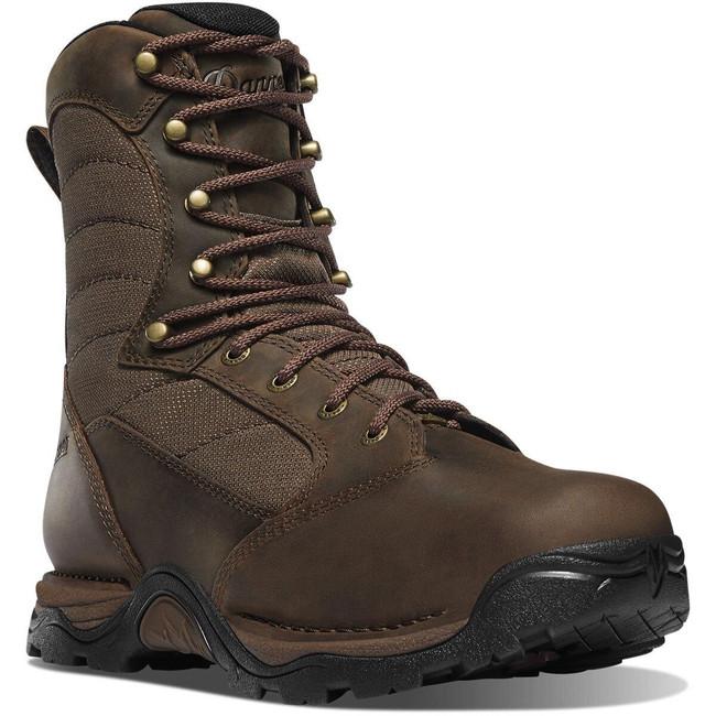 "Danner Men's Pronghorn GORE-TEX 8"" Brown Boot - 41340 - Main View -  Only 229.95- |LA Police Gear|"