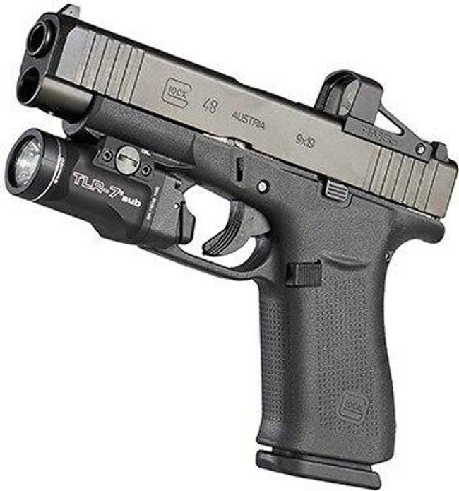 Streamlight TLR-7 sub On Glock