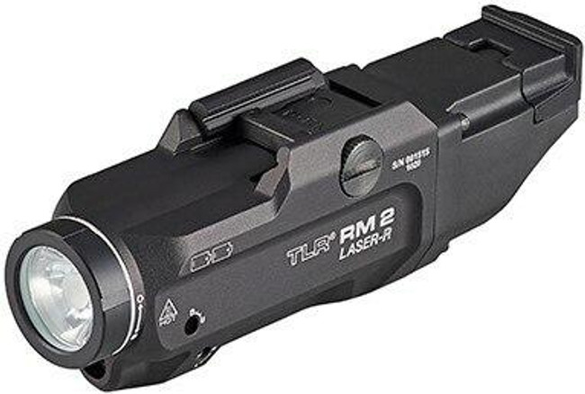 Streamlight TLR RM 2 Laser Low-Profile Rail Mounted Tactical Long Gun Light With Integrated Laser
