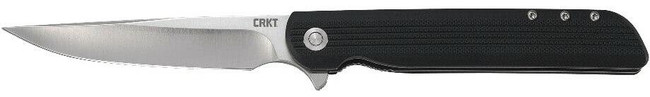 Columbia River Knife and Tool LCK Large Assisted Folding Knife left side profile