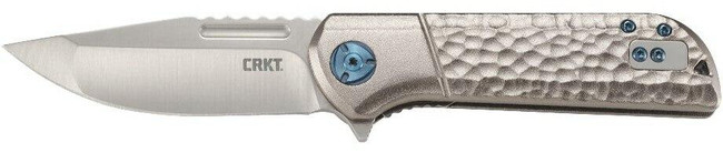 Columbia River Knife and Tool Lanny Assisted Folding Knife left side profile