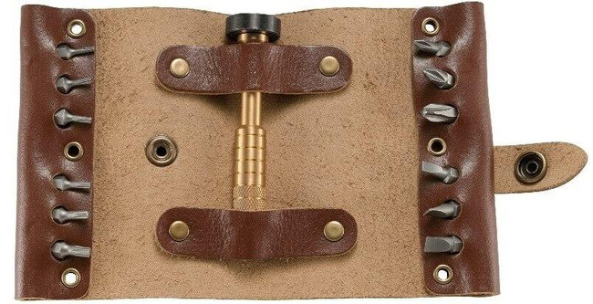 Columbia River Knife and Tool Hex Bit Driver Tool Roll