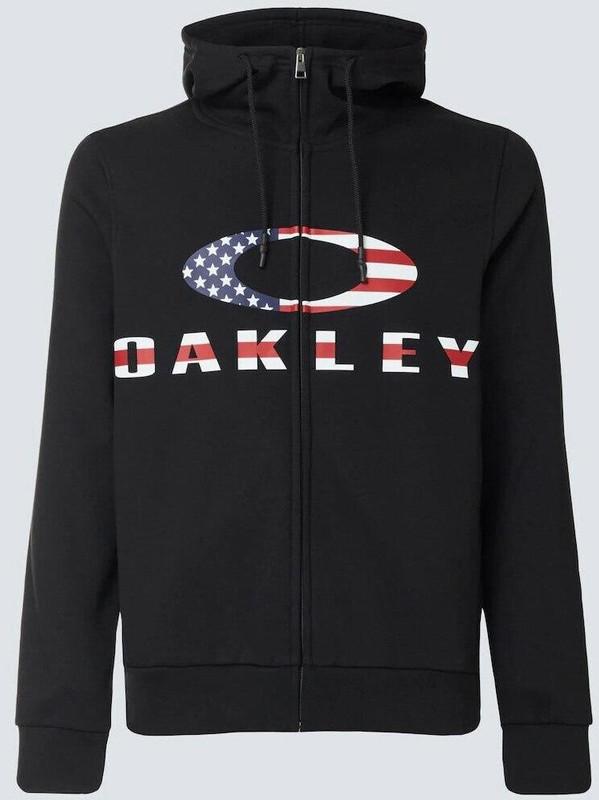 Oakley Bark Full Zip Hoodie