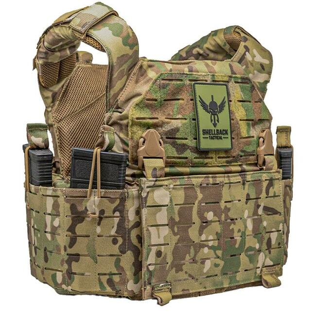 Shellback Tactical Rampage 2.0 Plate Carrier - SBT-9031 - Multicam - Only 139.99 -  LA Police Gear 