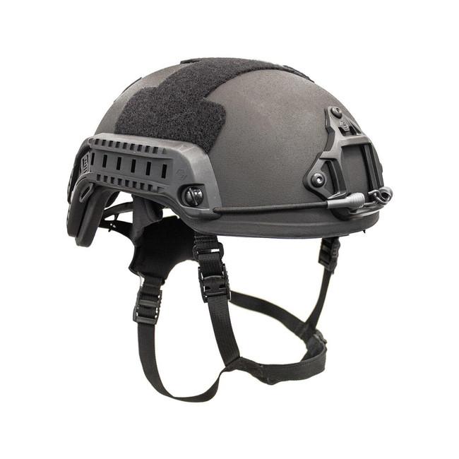 Shellback Tactical Level IIIA Spec Ops ACH High Cut Ballistic Helmet - SBT-SO501HC - Black - Only 587.99 - |LA Police Gear|