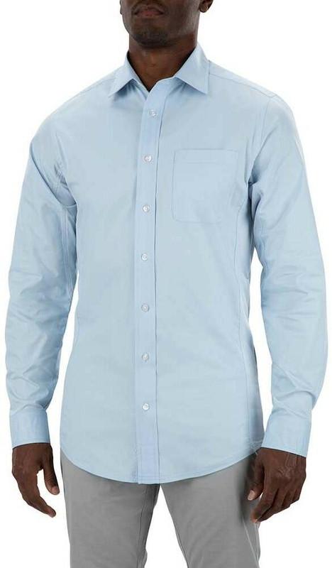 Vertx Capitol Dress Shirt - Jettison Blue