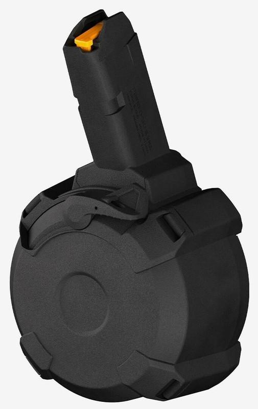 Magpul 50 Round GL9 Pistol Caliber Carbine 9 x 19mm D-50 PMAG Magazine