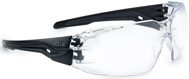 Bolle Safety Standard Issue Silium+ Glasses