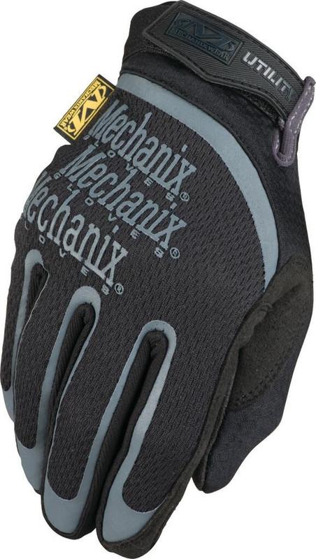 Mechanix Wear Utility Black Work Glove