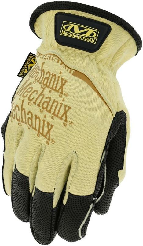 Mechanix Wear Heat Resistant Leather Black Glove