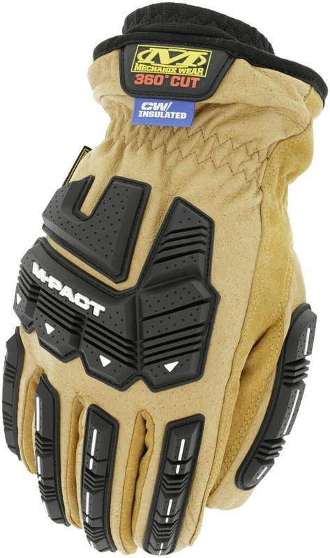 Mechanix Wear Durahide M-Pact Insulated Driver F9-360 Glove