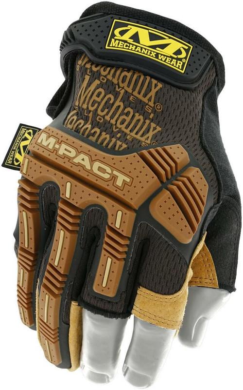 Mechanix Wear Durahide M-Pact Framer Leather Glove