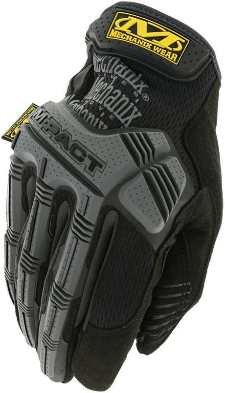 Mechanix Wear M-Pact Black/Grey Glove