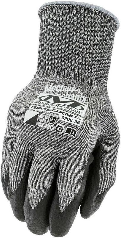 Mechanix Wear SpeedKnit C3 Cut Resistant Glove