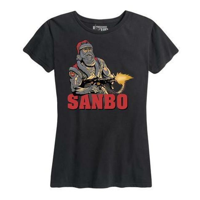 Ranger Up Women's Sanbo T-Shirt - RU1952 - Main - Only 20.99 -  LA Police Gear 