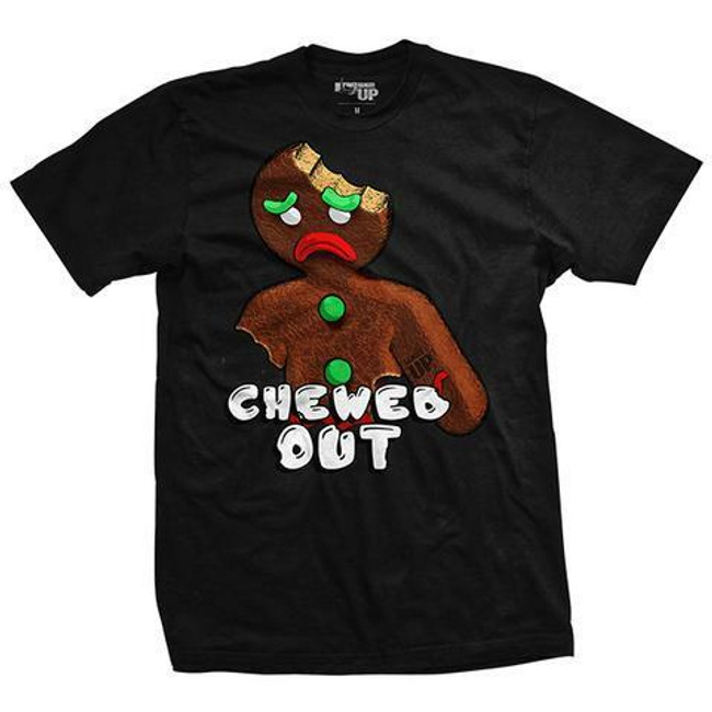 Ranger Up Men's Chewed Out T-Shirt - RU1966 - Main - Only 22.99 -  LA Police Gear 