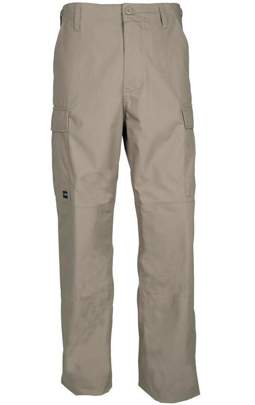 LA Police Gear Men's Ripstop Mil-Spec BDU Pants - Closeout - Boulder