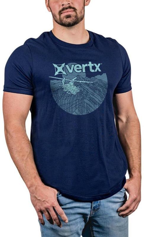 Vertx Men's Peak Assault Graphic T-Shirt