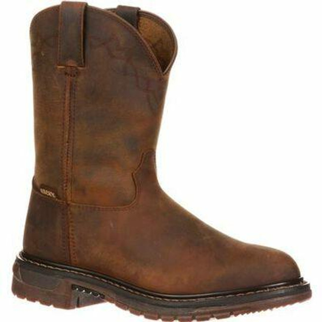 Rocky Original Men's Ride Roper Western Boot 1108 - FQ0001108 - Main - Only $95.00 - |LA Police Gear|