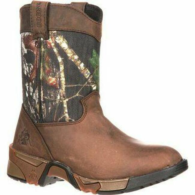 """Rocky Kids' 6"""" Aztec Wellington Boot 3639 - FQ0003639 - Main - Only $64.00 -  LA Police Gear """