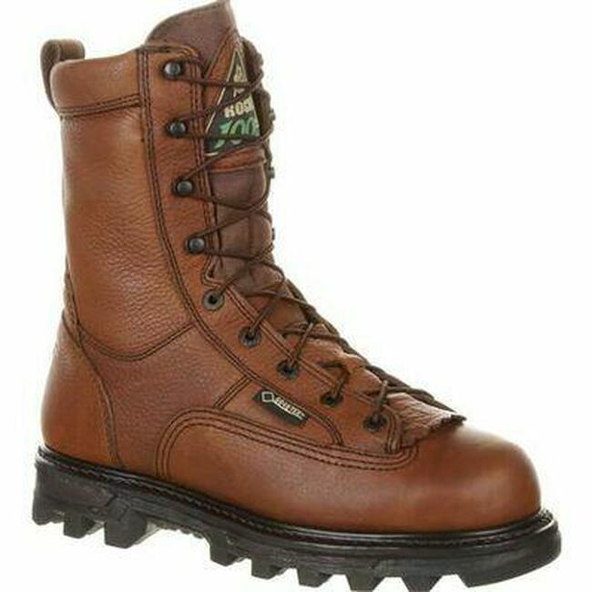 """Rocky Bearclaw Men's 9"""" GORE-TEX Waterproof 1000G Insulated Outdoor Boot 9234 - FQ0009234 - Main - Only $205 - 