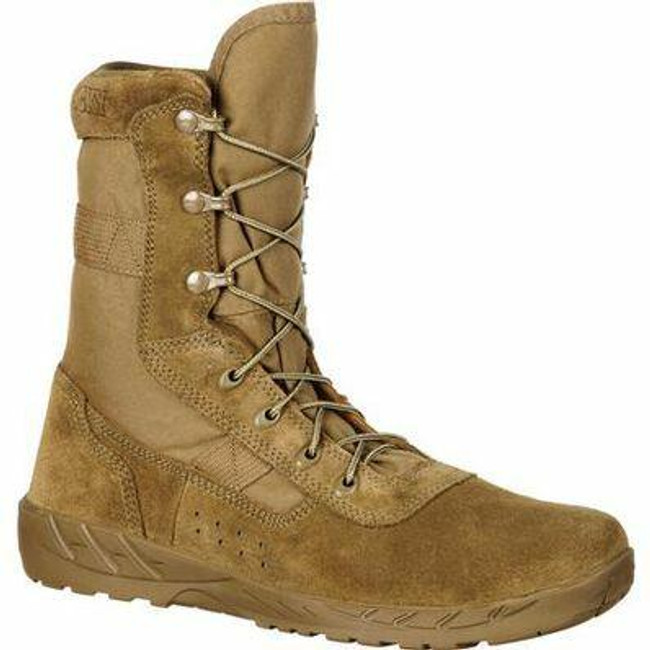 """Rocky C7 Men's 8"""" Lightweight Commercial Military Boot RKC065 - RKC065 - Main - Only $144 - 