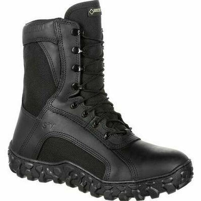 """Rocky S2V Men's 8"""" Flight Boot 600G Insulated Waterproof Military Boot RKC079 - RKC079 - Main - Only $315 -  LA Police Gear """