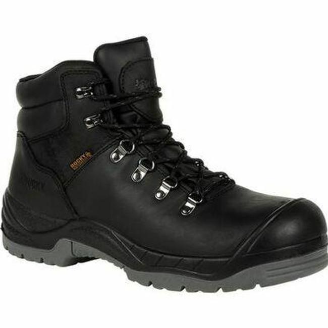 """Rocky Worksmart Men's 5"""" Composite Toe Waterproof Work Boot RKK0244 - Main - Only $100 -  LA Police Gear """