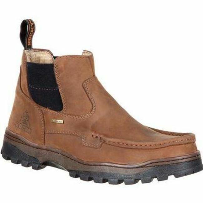 """Rocky Outback Men's 6"""" Gore-Tex Waterproof Hiker Boot RKS0310 - Main - Only $123 -  LA Police Gear """