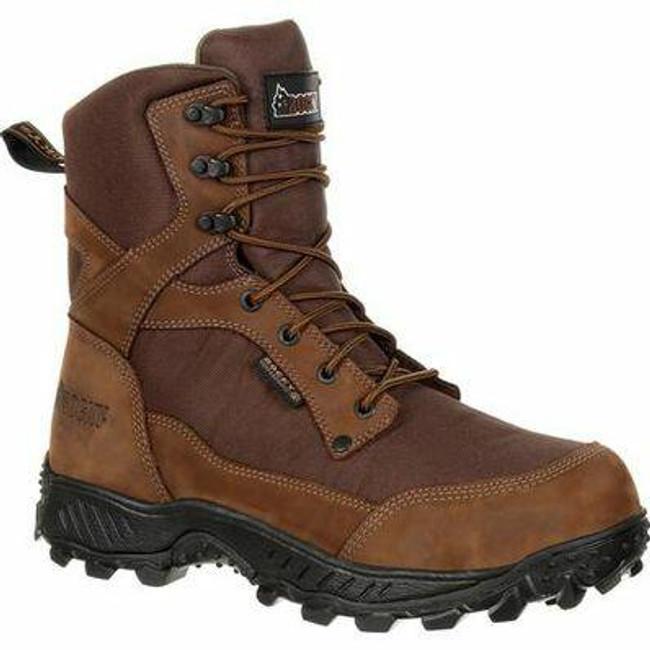 """Rocky Ridgetop Men's 8"""" 600G Insulated Waterproof Outdoor Boot RKS0384 - Main - Only $135 - LA Police Gear"""