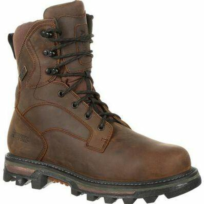 "Rocky Bearclaw Men's 8"" FX 400G Insulated Waterproof Outdoor Boot RKS0392 - Main - Only $128 - LA Police Gear"