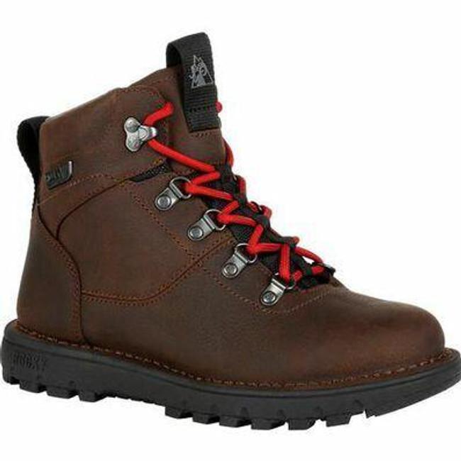 """Rocky legacy 32 Women's 6"""" Waterproof hiking Boot RKS0446  - Main - Only $133 - LA Police Gear"""