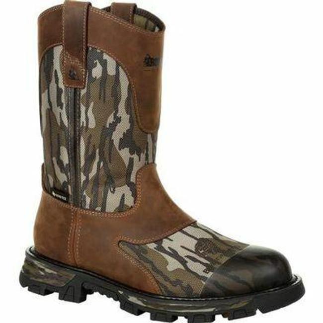 "Rocky Cornstalker NXT Men's 11"" GORE-TEX Waterproof Outdoor Boot RKS0467 - Main - Only $190 - LA Police Gear"