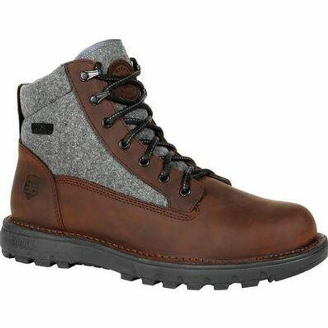 """Rocky Legacy 32 Men's 6"""" Waterproof Hiking Boot RKS0470  - Main - Only $140 - LA Police Gear"""