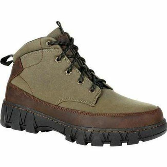 """Rocky Oak Creek Men's Brown 5"""" Chukka Boot RKS0481 - Main - Only $100 - LA Police Gear"""